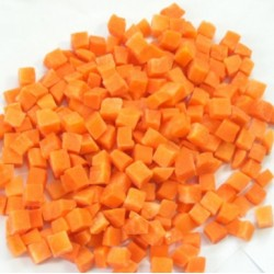FROZEN GREEN PEPPER DICED 20X20mm IQF crt 1x10kg