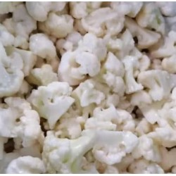FROZEN CAULIFLOWER 20/40mm IQF crt 1x10kg